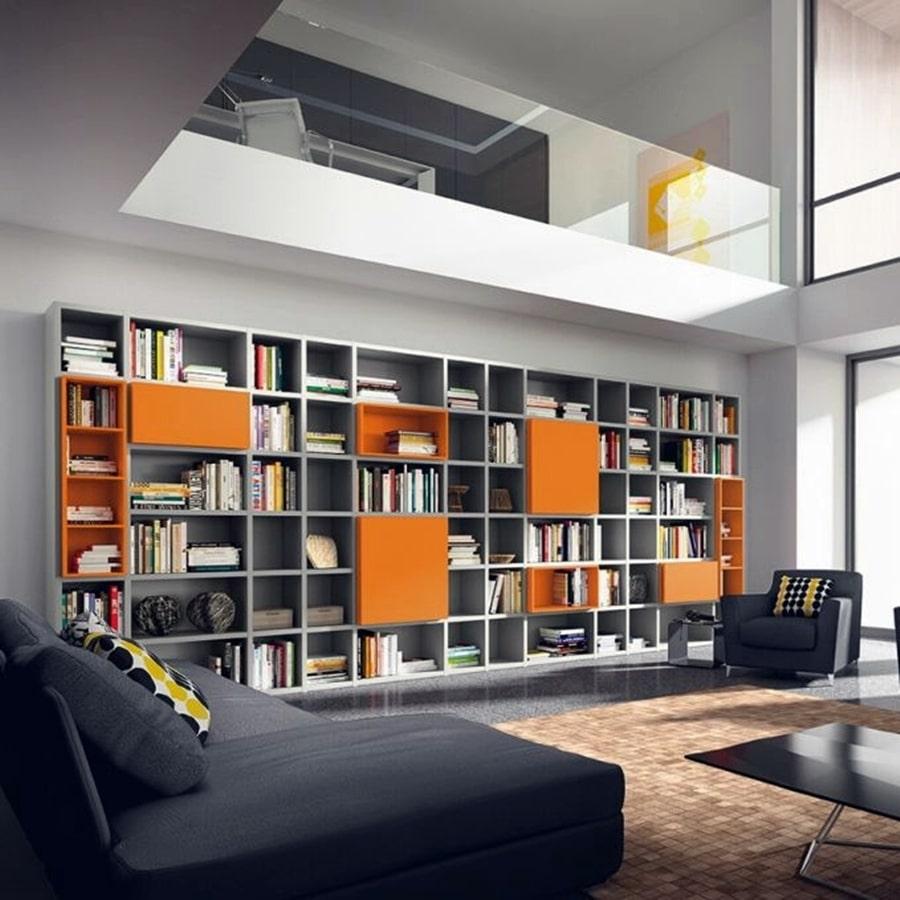 muebles librerias a medida en madrid