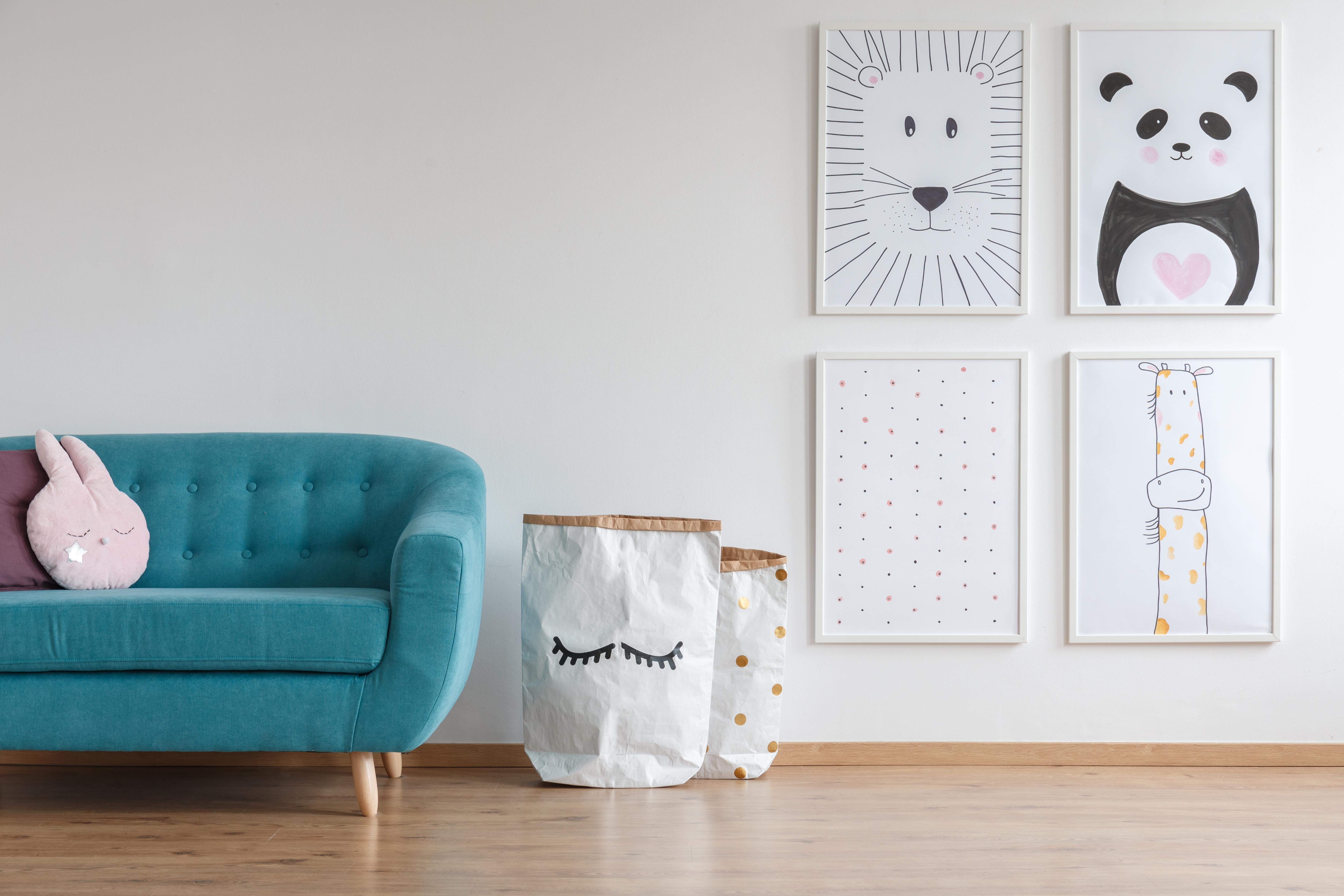 muebles para habitaciones infantiles modernos