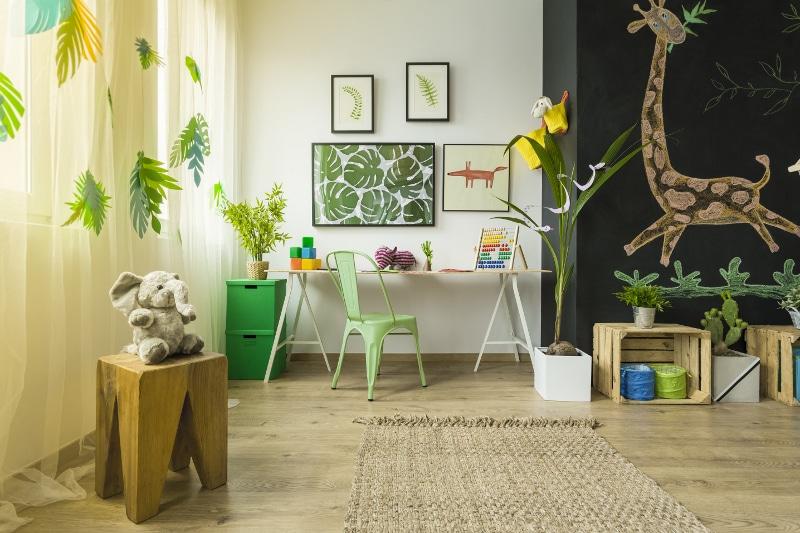 colores habitacion infantil