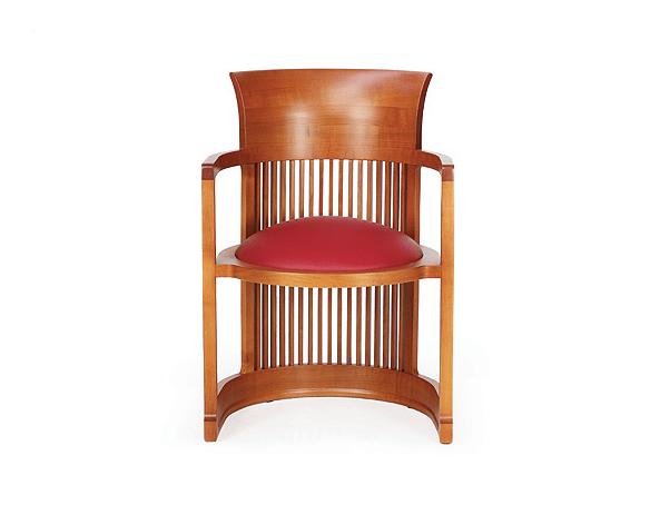 silla Barril creada por Frank Lloyd Wright en 1937