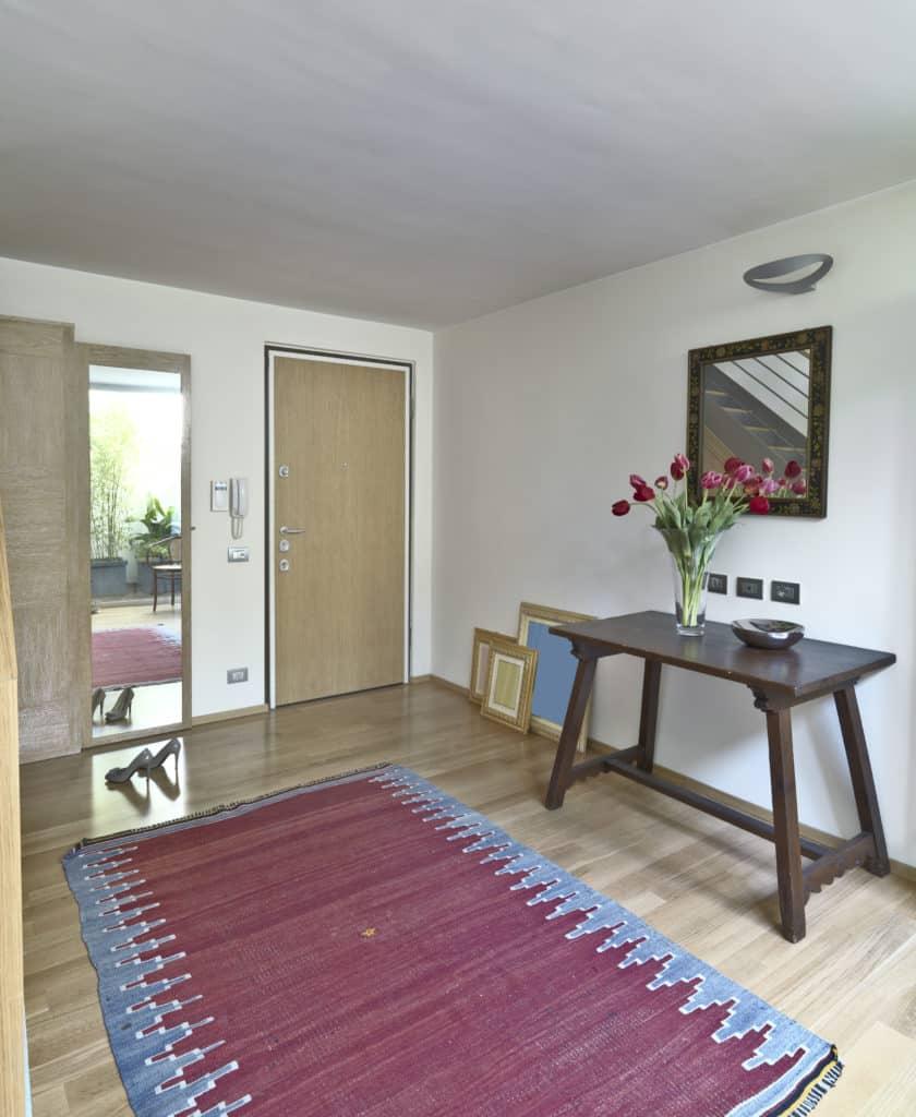 interior hogar entrada