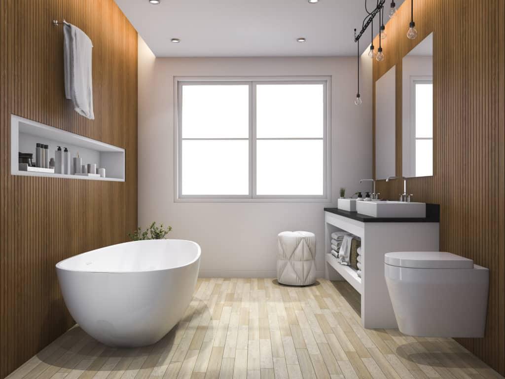 estilo interior cuarto de baño