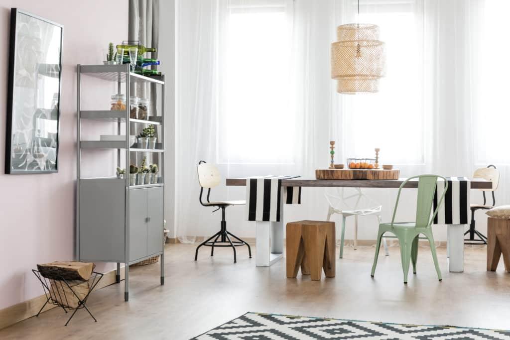 espacio interior salon