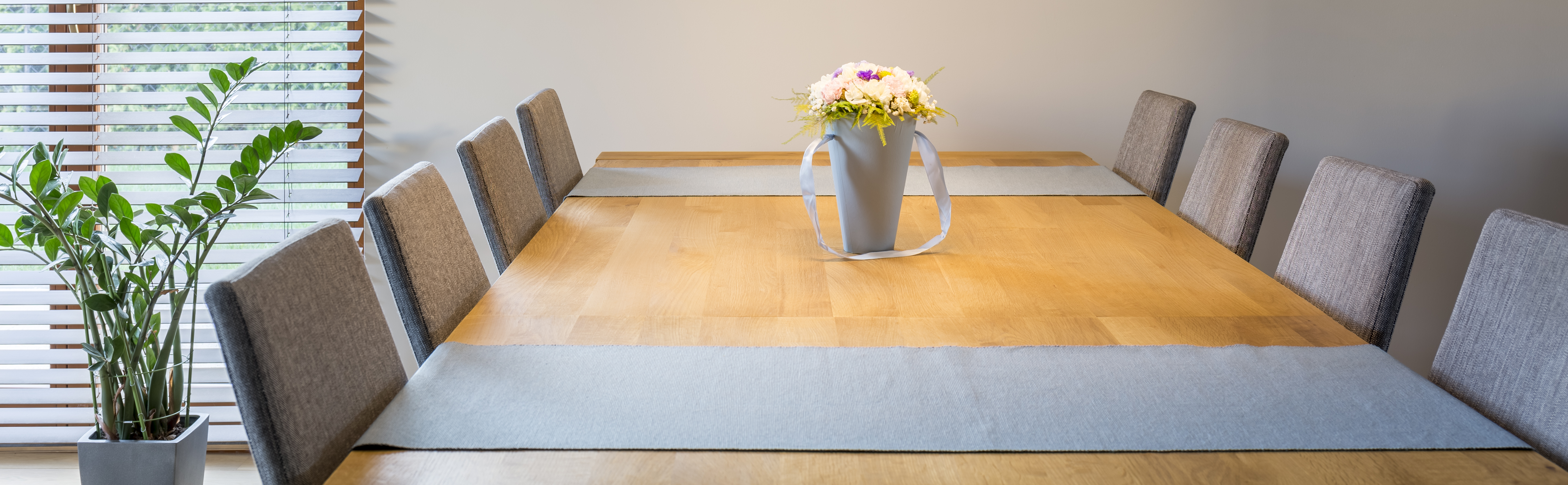 mesa madera a medida